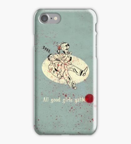 Bioshock - Good Girls Gather iPhone Case/Skin
