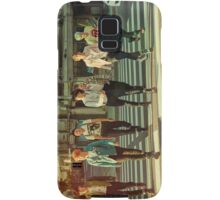BTS GROUP PHOTO - Pt.2 #2 Samsung Galaxy Case/Skin