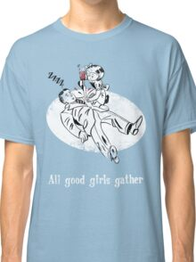 Bioshock - Good Girls Gather Classic T-Shirt