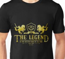 The Greatest hero of all time Unisex T-Shirt