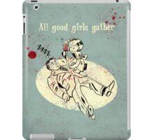 Bioshock - Good Girls Gather iPad Case/Skin