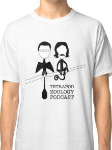 Tetrapod Zoology Podcast Classic T-Shirt