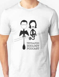 Tetrapod Zoology Podcast T-Shirt