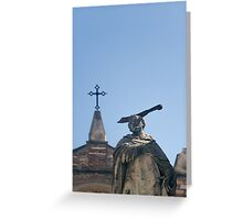 Saint Peter of Verona  Greeting Card