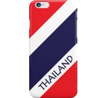 Smartphone Case - Flag of Thailand 5 iPhone Case/Skin