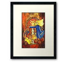 Drag Me To Hell  Framed Print