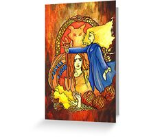 Drag Me To Hell  Greeting Card