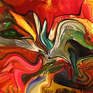 colored swirl by ANNABEL   S. ALENTON