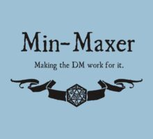 DnD Min Maxer by Serenity373737