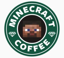MINECRAFT COFFEE by maxinesbasement