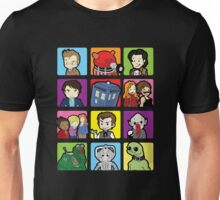 Doctor Squares Unisex T-Shirt