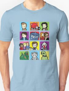 Doctor Squares T-Shirt