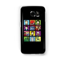 Doctor Squares Samsung Galaxy Case/Skin