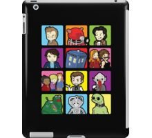 Doctor Squares iPad Case/Skin