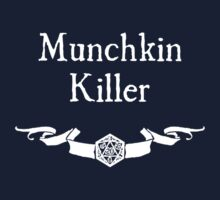 DnD Munchkin Killer by Serenity373737