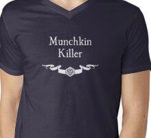 DnD Munchkin Killer Mens V-Neck T-Shirt