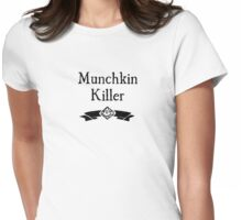 WoD Munchkin Killer Womens Fitted T-Shirt
