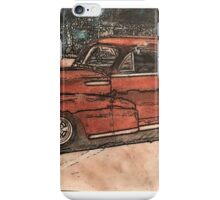My 48' Chevy Coupe a sweet ride iPhone Case/Skin