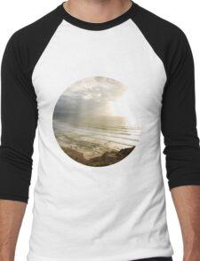 Barrika Beach Men's Baseball ¾ T-Shirt