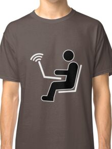Remote Work Classic T-Shirt