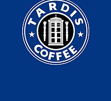 TARDIS I-PHONE CASE  by karmadesigner