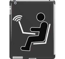 Remote Work iPad Case/Skin