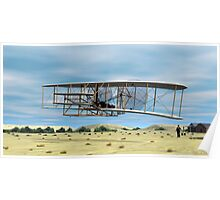 Wright Flyer Poster