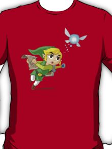 Link flying T-Shirt