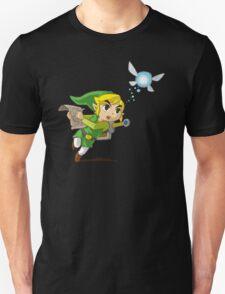 Link flying Unisex T-Shirt