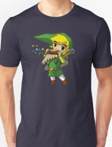 Link playing Unisex T-Shirt