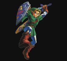 Link jump Kids Tee