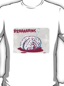 Brain [is] food T-Shirt