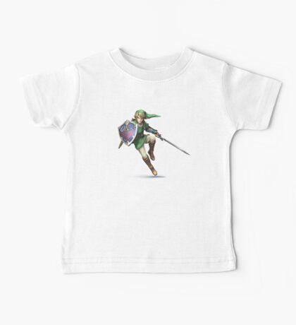 Link style Baby Tee