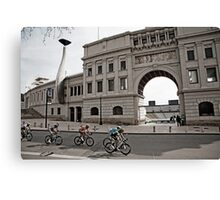 Olympic Stadium Canvas Print