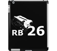 RB26 engine iPad Case/Skin