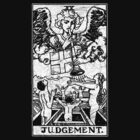 Judgment Tarot Card - Major Arcana - fortune telling - occult - Judgement by James Ferguson - Darkinc1