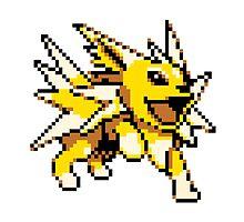Pokemon - Jolteon by ffiorentini