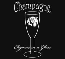 Champagne -- Elegance in a Glass by Samuel Sheats