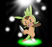 "Start With Chespin ""SAMSUNGs only"" by Winick-lim"