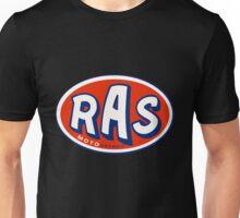 RAS moto Detroit  Unisex T-Shirt