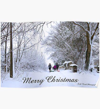 Christmas…….  Poster