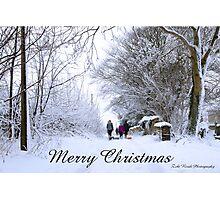 Christmas…….  Photographic Print