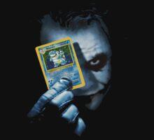 Joker Plays a card - Blastoise by StraightEK