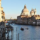 Venice and the Grand Canal by IreneMDesigns