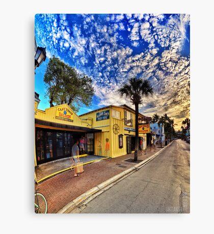 Captain Tony's Saloon of Key West FL Canvas Print
