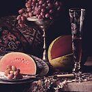 Grapes & Wine by Rachel Slepekis