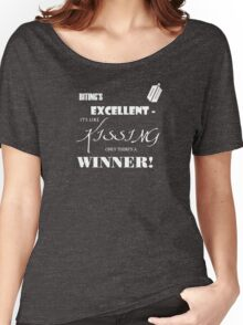 Biting's Excellent! Women's Relaxed Fit T-Shirt