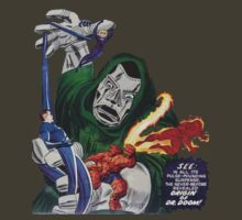 FANTASTIC FOUR: The Origin of Dr. Doom by hvalentine