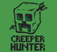 Creeper Hunter by oPac
