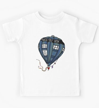 Come Fly With Me Kids Tee